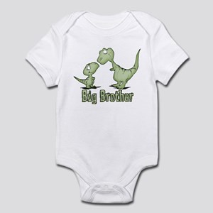 Dinosaurs Big Brother Infant Bodysuit