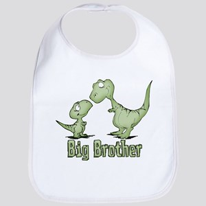 Dinosaurs Big Brother Bib