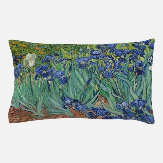 Vincent van Gogh - Irises Pillow Case