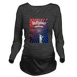 Religious Liberty Long Sleeve Maternity T-Shirt