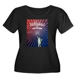 Religious Liberty Plus Size T-Shirt