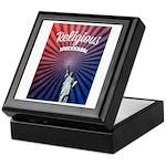 Religious Liberty Keepsake Box