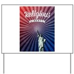 Religious Liberty Yard Sign