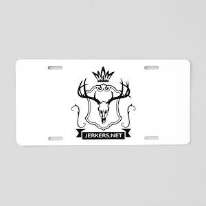 Logo Blk Lrg 1.4.2014 Aluminum License Plate