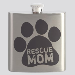 Rescue Mom Flask