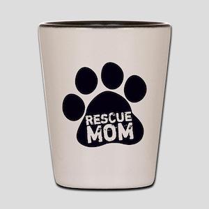 Rescue Mom Shot Glass