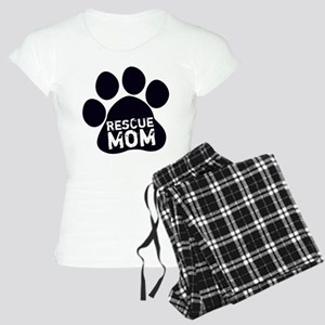 Rescue Mom Women's Light Pajamas