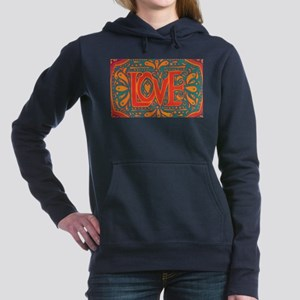 Summer Love Hooded Sweatshirt