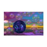 Compassion, Violet Goddess 35x21 Wall Decal