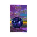 Compassion, Violet Goddess 3'x5' Area Rug