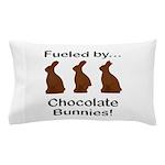 Fuel Chocolate Bunnies Pillow Case