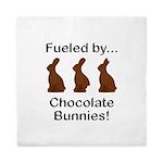 Fuel Chocolate Bunnies Queen Duvet