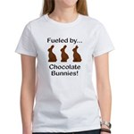 Fuel Chocolate Bunnies Women's T-Shirt