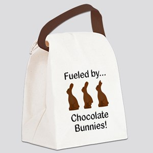 Fuel Chocolate Bunnies Canvas Lunch Bag