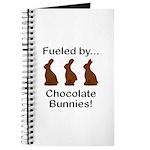 Fuel Chocolate Bunnies Journal
