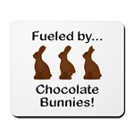 Fuel Chocolate Bunnies Mousepad