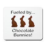 Fuel Chocolate Bunnies Mousepad