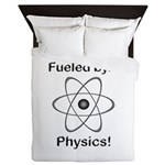 Fueled by Physics Queen Duvet
