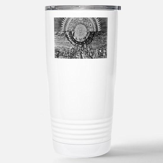 Alchemy Micro/Macro-Cos Stainless Steel Travel Mug