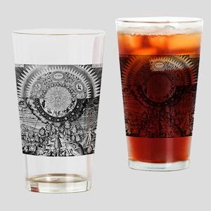 Alchemy Micro/Macro-Cosmos Drinking Glass