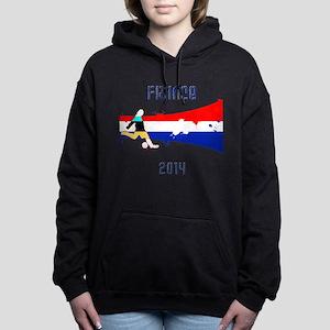 France World Cup 2014 Hooded Sweatshirt