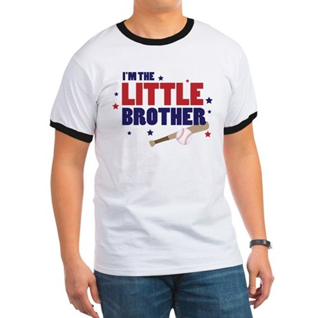 ADULT SIZES - little brother Ringer T