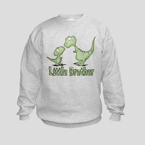 Dinosaurs Little Brother Kids Sweatshirt
