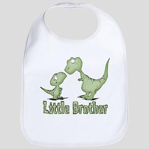Dinosaurs Little Brother Bib