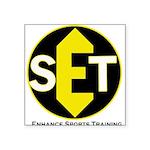 Enhance Sports Training Sticker