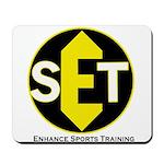 Enhance Sports Training Mousepad