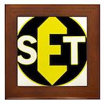 Enhance Sports Training Framed Tile