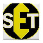 Enhance Sports Training Tile Coaster
