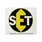 Enhance Sports Training Throw Blanket