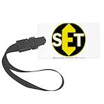 Enhance Sports Training Luggage Tag
