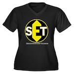 Enhance Sports Training Plus Size T-Shirt