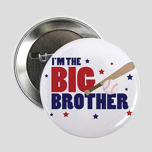 big brother baseball Button