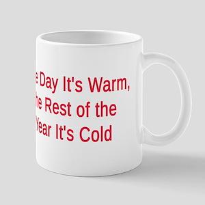 Minnesota Humor #4 Mugs