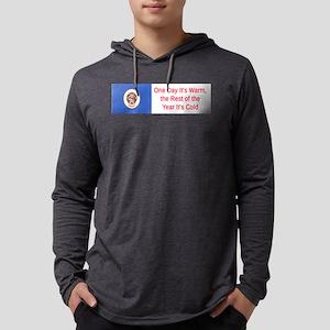 Minnesota Humor #4 Long Sleeve T-Shirt