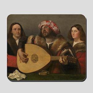 Cariani - A Concert Mousepad