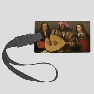 Cariani - A Concert Large Luggage Tag
