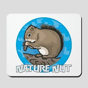 Nature Nut Mousepad