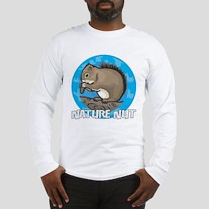 Nature Nut Long Sleeve T-Shirt