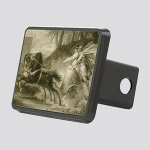 Carle Vernet - The Return  Rectangular Hitch Cover