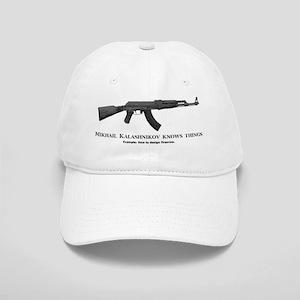 a87e4bc1a37 Mikhail Kalashnikov knows things about firearm Cap