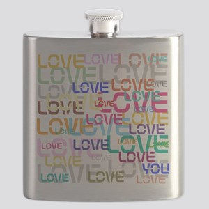 BLO Love design Flask