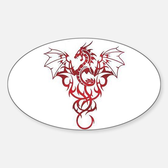 Dragon-Tribal-Tattoo222 Decal