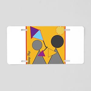 Desigz Flyz design #14 Aluminum License Plate