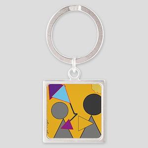 Desigz Flyz design #14 Keychains