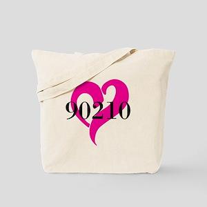I Love 90210 Tote Bag