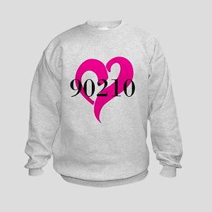 I Love 90210 Sweatshirt
